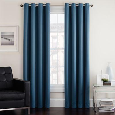 Twilight Room Darkening Grommet Top Window Curtain Panel