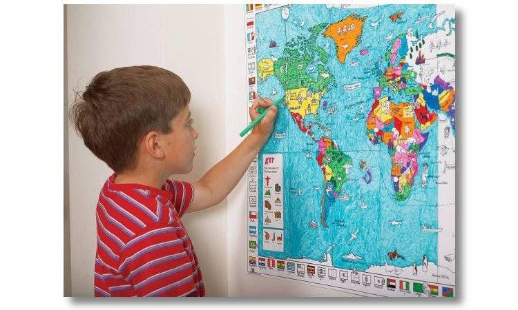 Doodlebugz world poster set top secret pinterest buy toys doodlebugz world poster set gumiabroncs Images