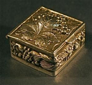 Small Pill Boxes Decorative Silver Antique Pill Box  Collection  Pill Boxes  Pinterest