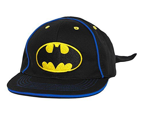 b97d94ec130 Batman Toddler Caped Baseball Hat BTS41869ST DC Comics http   www.amazon.