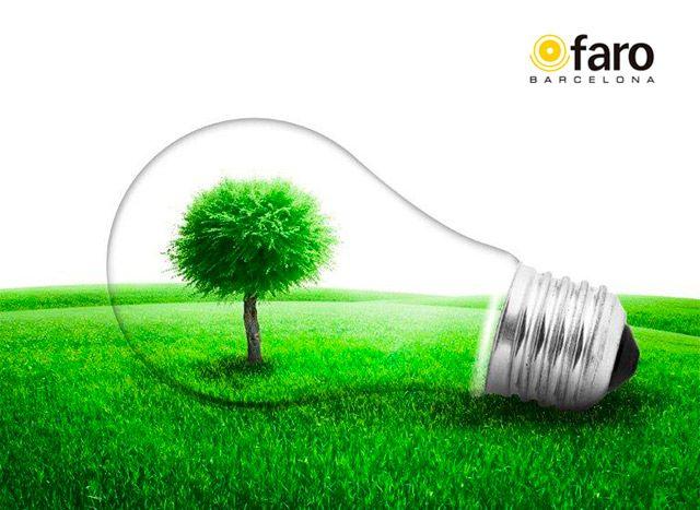 Faro Barcelona apuesta por la Eficiencia Energética y el Desarrollo Sostenible.