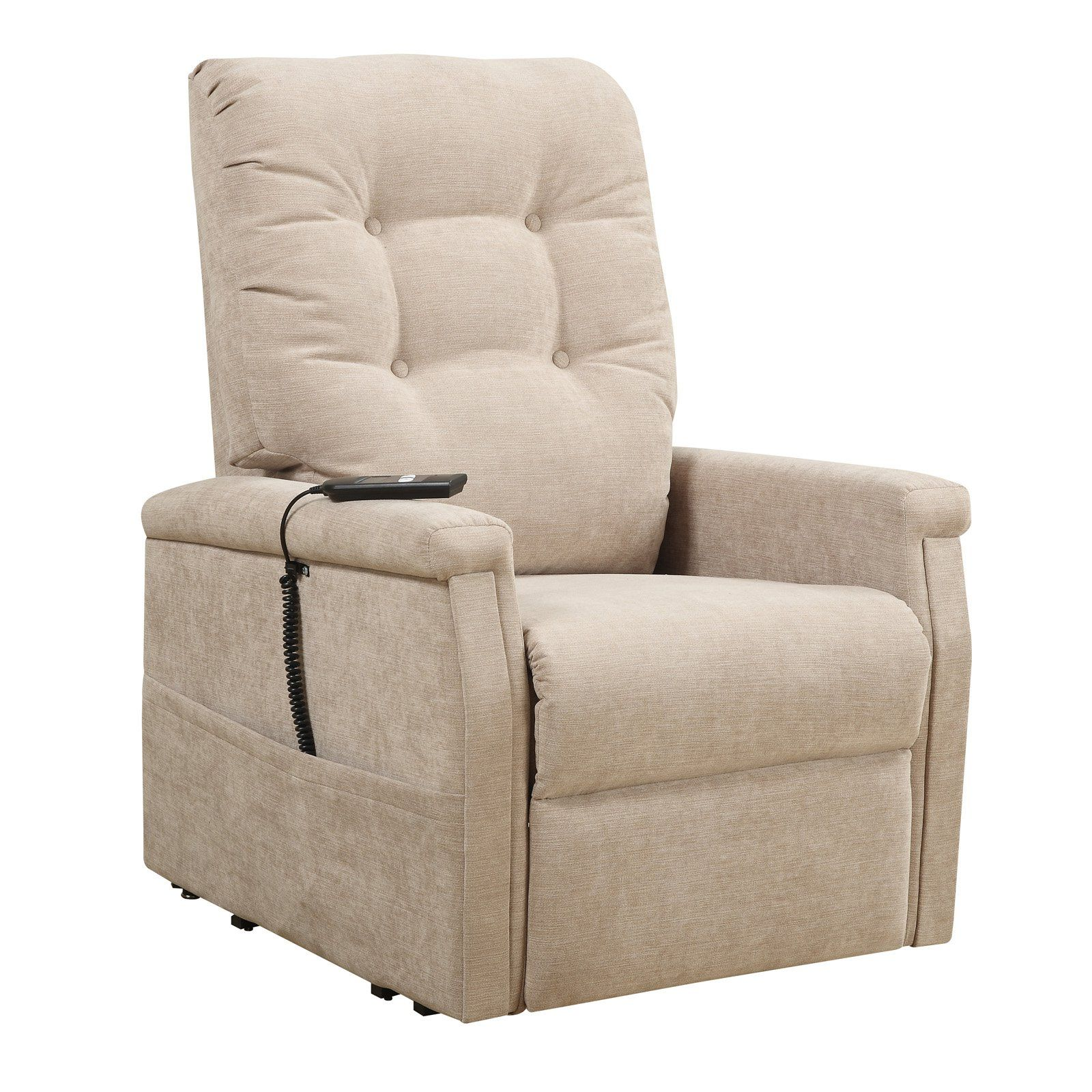 Montreal Piedra Fabric Lift Chair Montreal Piedra | Lift