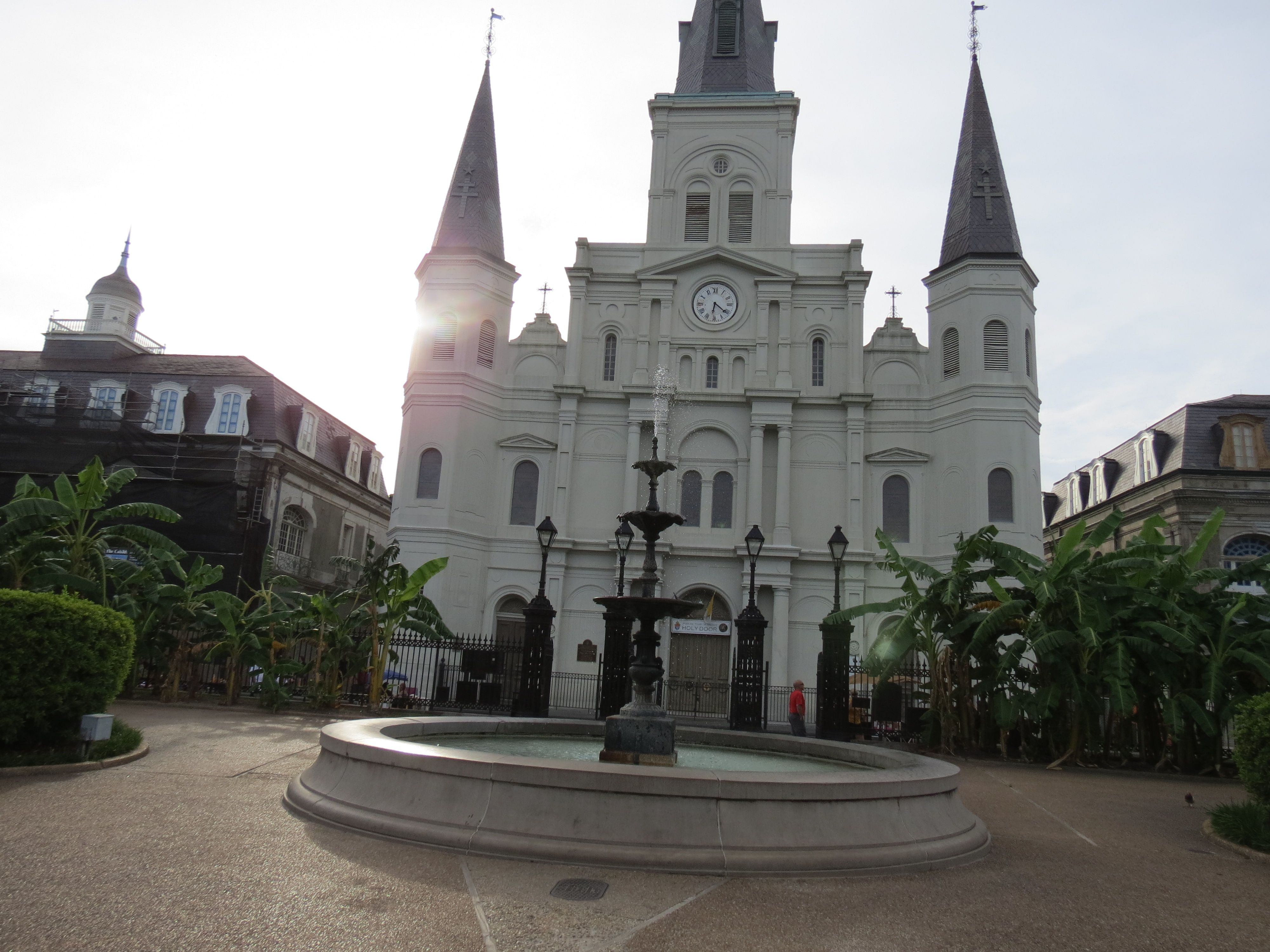 New Orleans make sure visit St. Louis Cathedral.