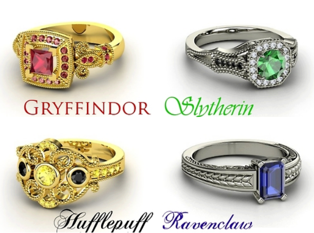 I never bought a class ring, but I'm sure I'd be happier with one of these instead. <3