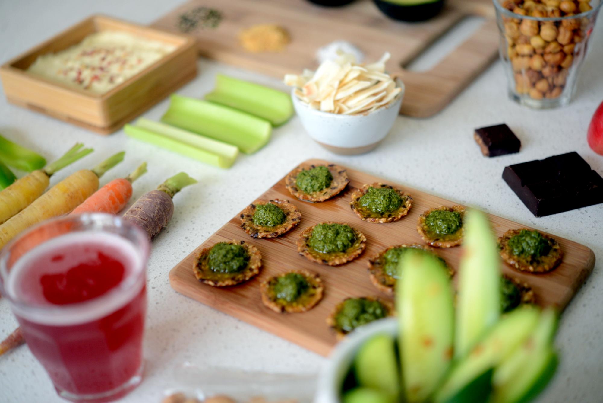 delicious healthy snacks - HD1200×801