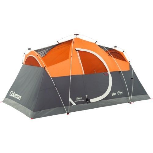 497aba9f550 Large Camping Tent Fast Pitch 6 Person Family Dome Shelter Outdoor Canopies  Gear #LargeCampingTent #Dome
