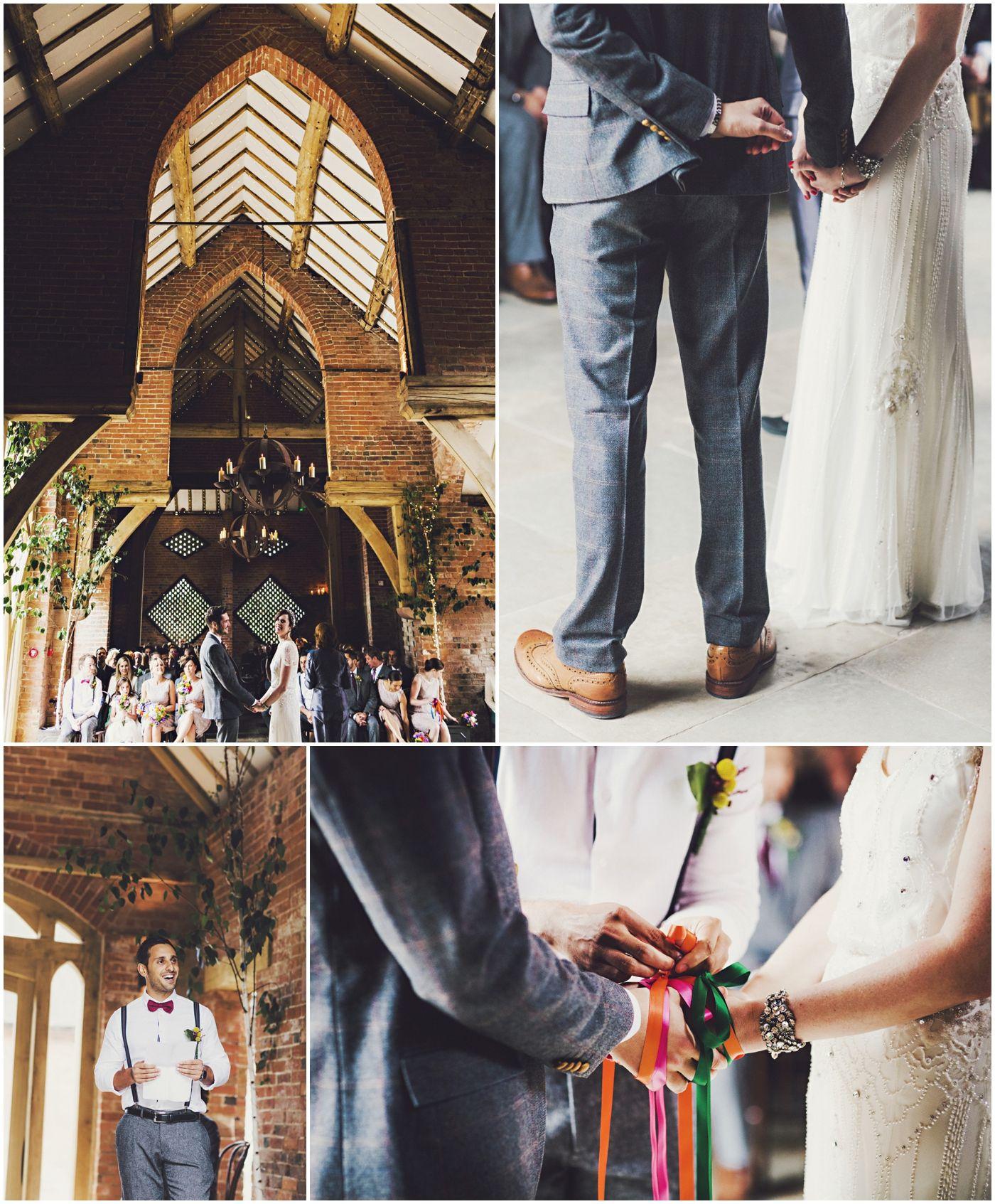 Wedding Flowers Warwickshire: Lea + Dave – A Wedding At Shustoke Barns