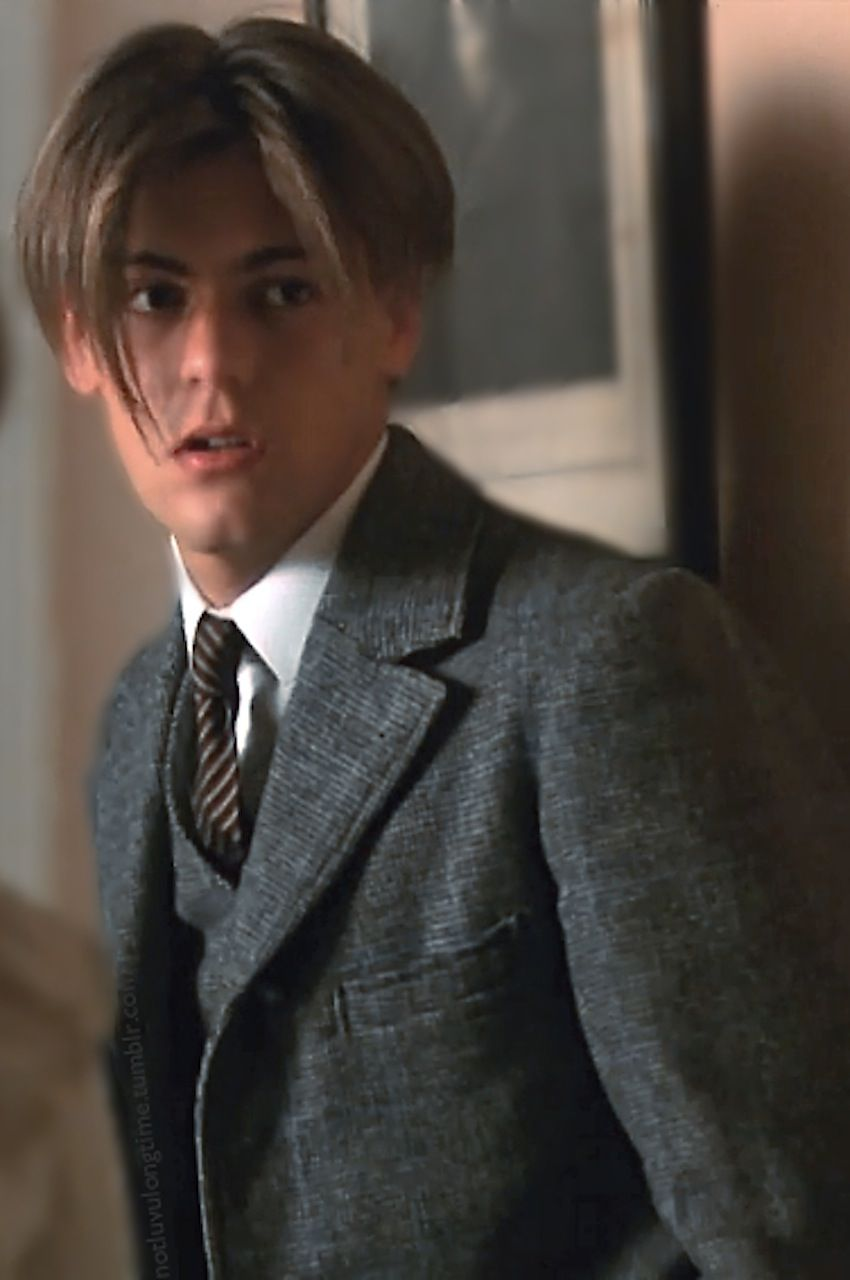 Rupert Graves as Freddy Honeychurch, A Room with a View (1985 ...