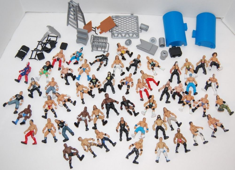 54 WWE Micro Agression WWF Wrestlers 2 - copy coloring pages wwe belts