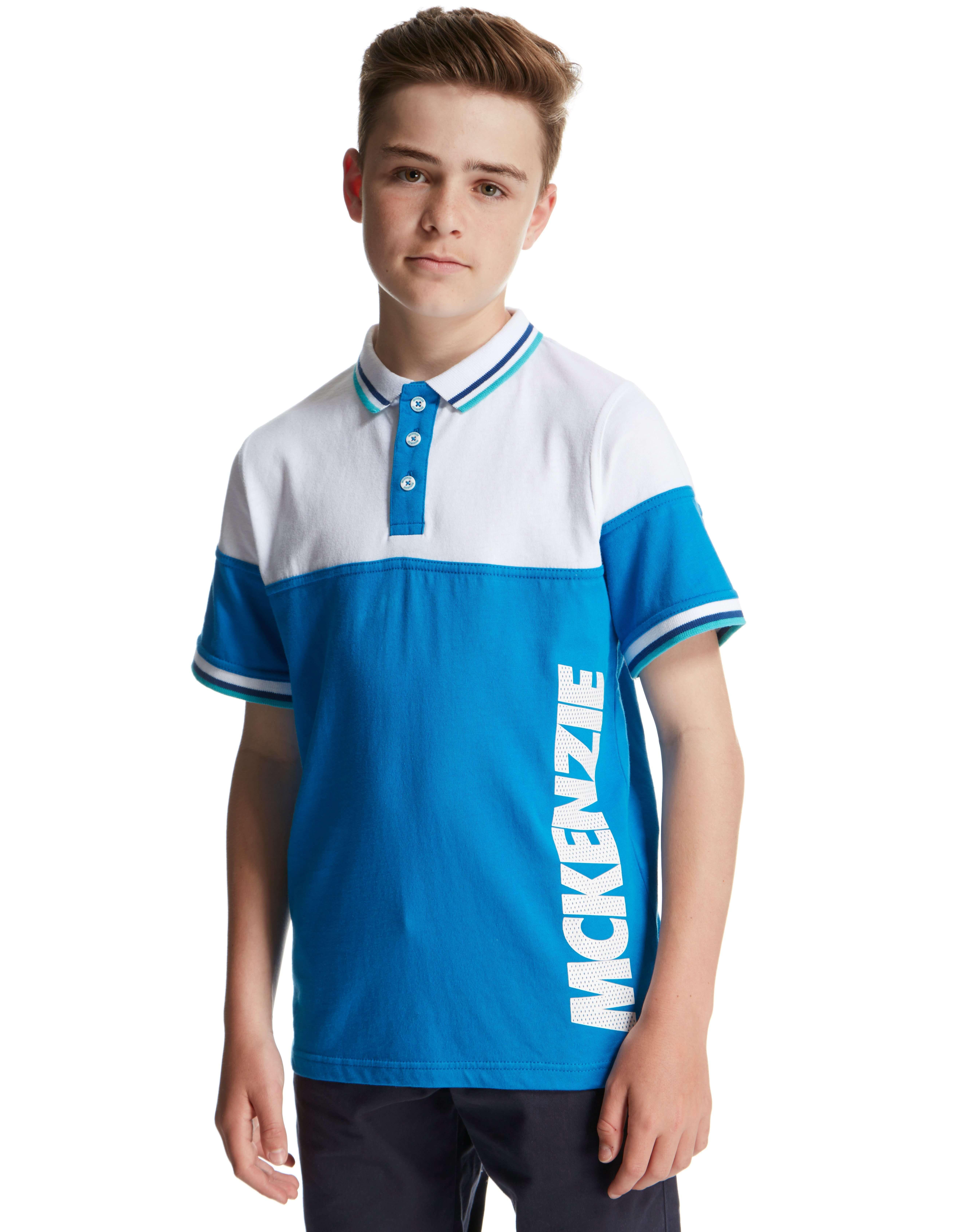 32a9aeb199d McKenzie Arthur Polo T-Shirt Junior - Shop online for McKenzie Arthur Polo…