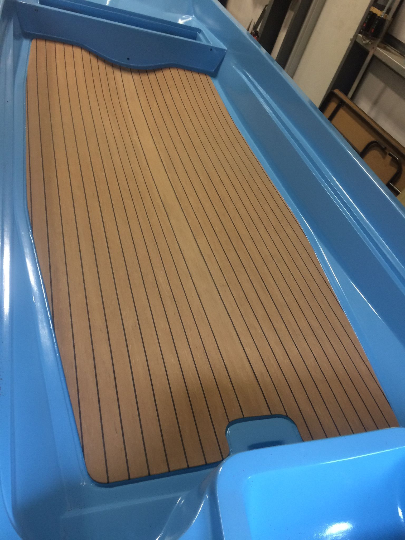 Synthetic Teak Permateek For Boston Whaler 13 Classic