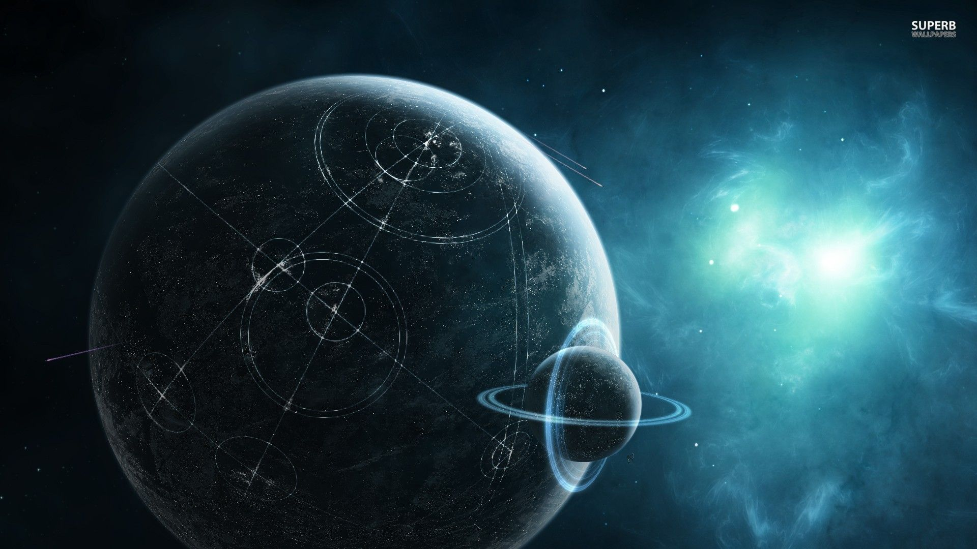 Iphone 5 Hd Space Wallpaper Futuristic Planets Google Search Space Planets