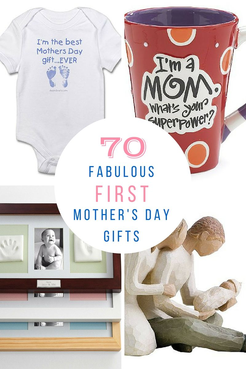 Great Gifts To Celebrate The First Mother S Day
