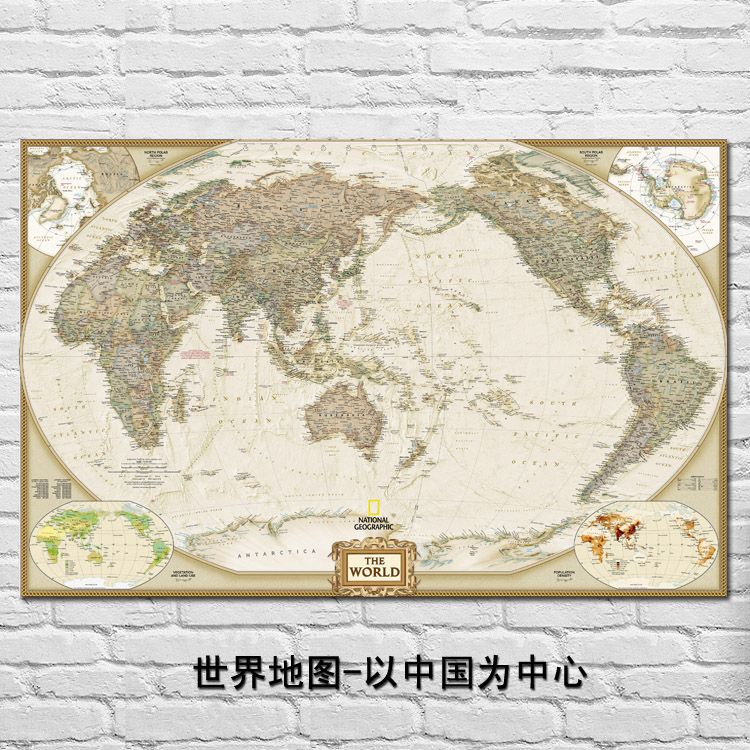 World map on canvas taobao pinterest canvases world map on canvas gumiabroncs Images