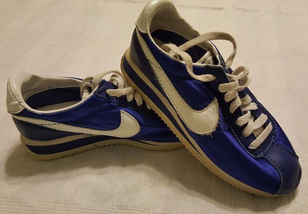 Nike Womens 7 5 Vintage Korea Made Low Tops Sneakers Athletic Shoes 900709 Sh Sneakers Athletic Shoes Nike Women
