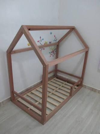 Bildergebnis f r medidas cama montessoriana habitaci n - Medidas cama nino ...