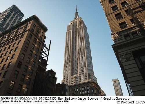 Image Source -- Empire State Building, Manhattan, New York, USA ...