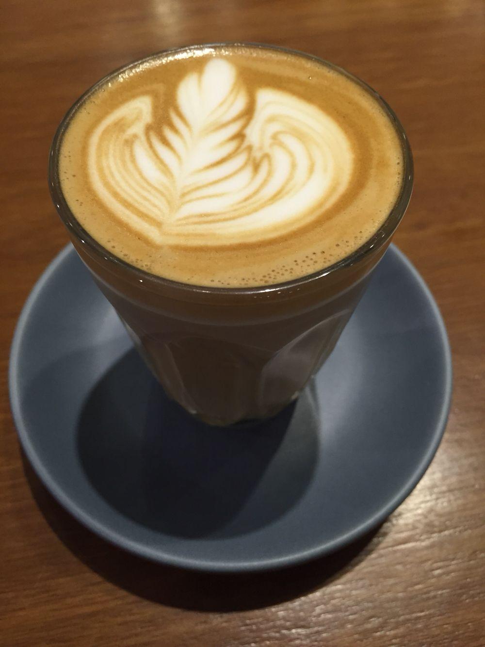Macallum Connoisseurs Coffee Company Coffee Company Latte Coffee Latte