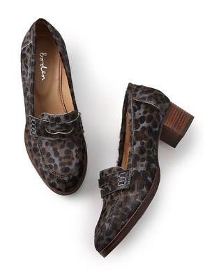 loafers mit kleinem absatz ar639 flache schuhe bei boden. Black Bedroom Furniture Sets. Home Design Ideas