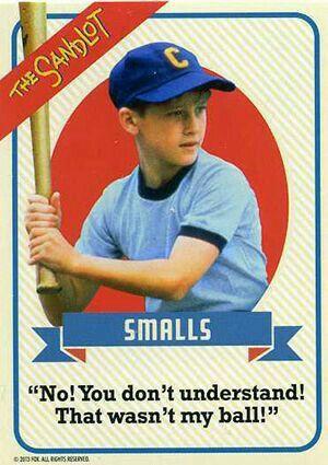 Pin By Zach Tanner On Tv Movie Magic Baseball Cards The Sandlot Baseball Movies