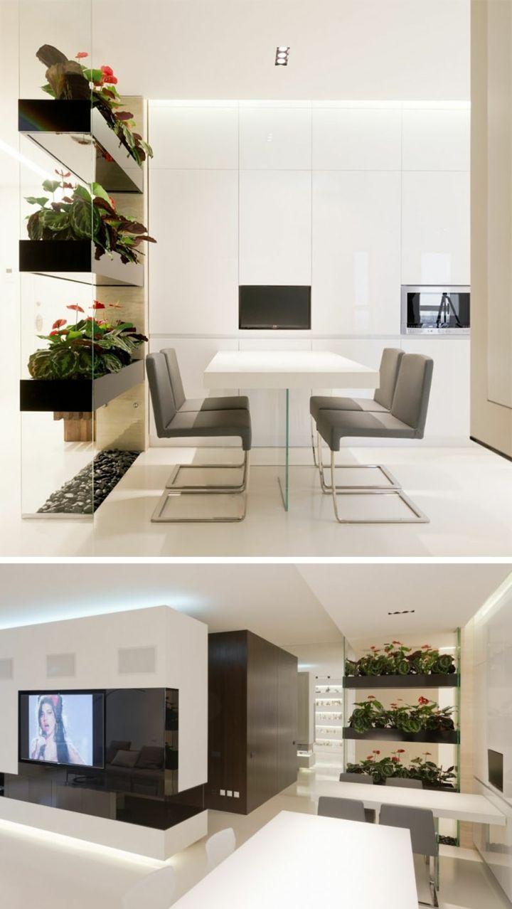 Separadores de ambientes incre bles propuestas creativas deco home muebles muebles modernos - Biombos casa home ...