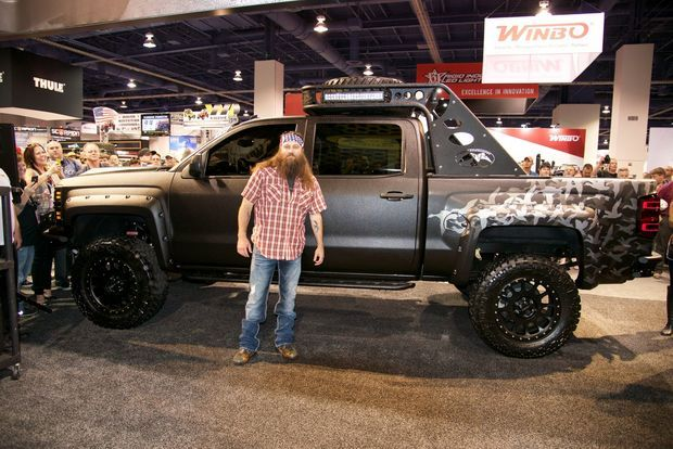 Huntsville S Line X Unveils Limited Edition Commander Series Truck