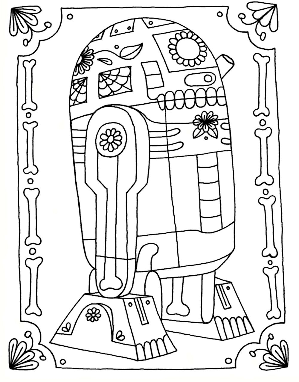 shock troopers coloring pages - photo#29