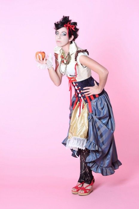 Steampunk Disney Costumes A Steampunk Disney Pri...
