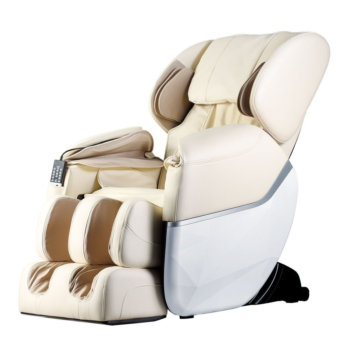 Mr Direct New Electric Full Body Shiatsu Massage Chair Recliner Zero Gravity W Heat Massage Chair Shiatsu Massage Chair Feet Roller