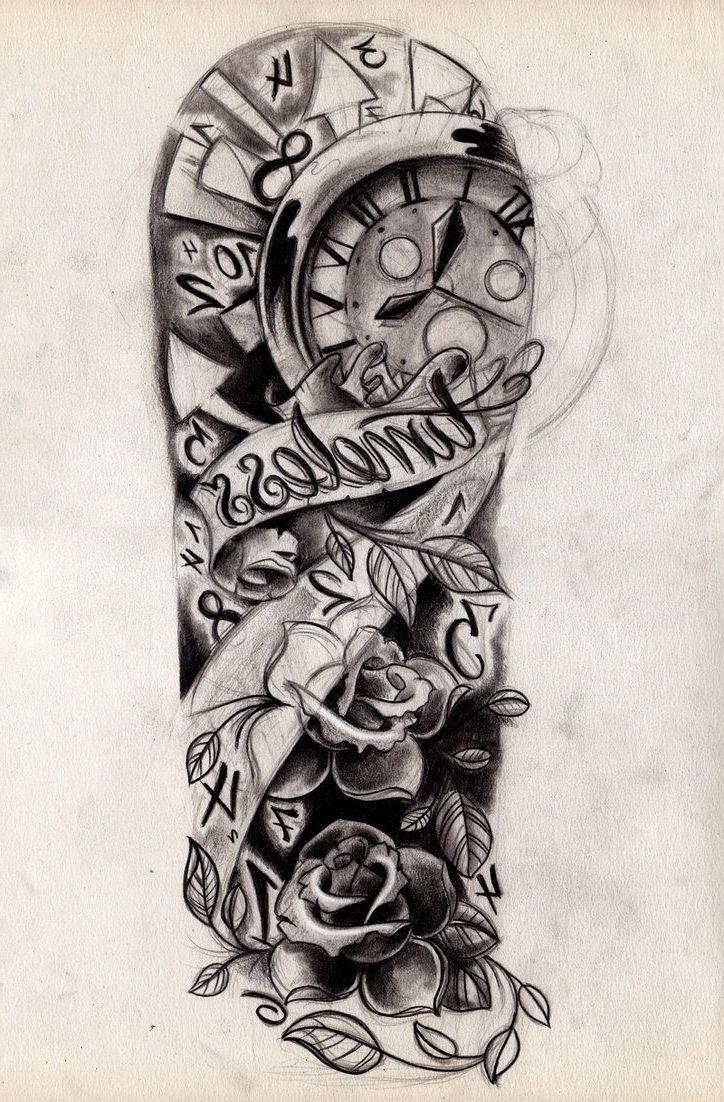 Forearm Tattoo Sleeve Designs Tattoo Ideas On Pinterest Monkey ...