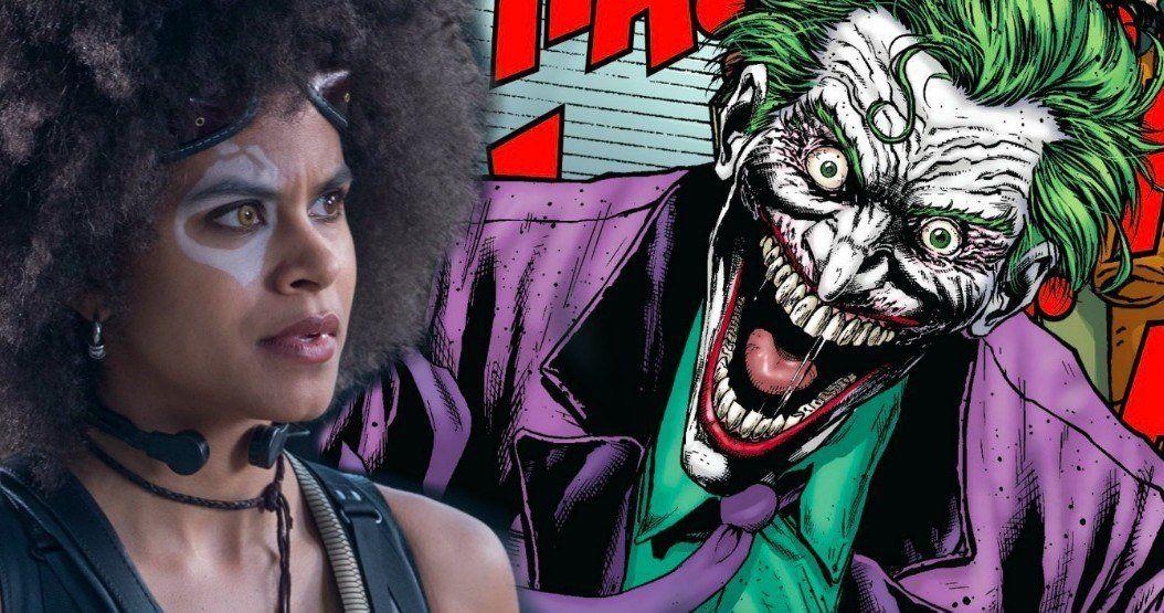 'Joker' Movie Goes After 'Deadpool 2' Star Zazie Beetz