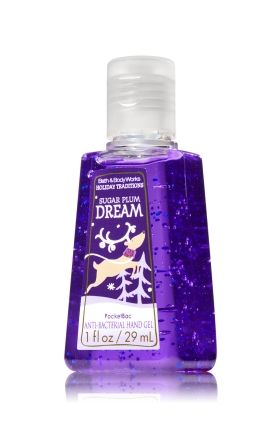 Sugar Plum Dream Pocketbac Sanitizing Hand Gel Soap Sanitizer