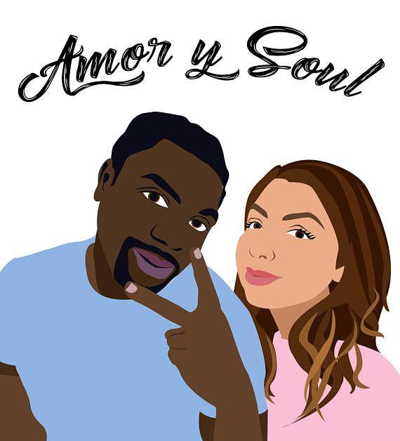Podcast Character Logo Illustration Design Custom Web Design Avatar Girl Brunette African American L Logo Illustration Illustration Character Illustration