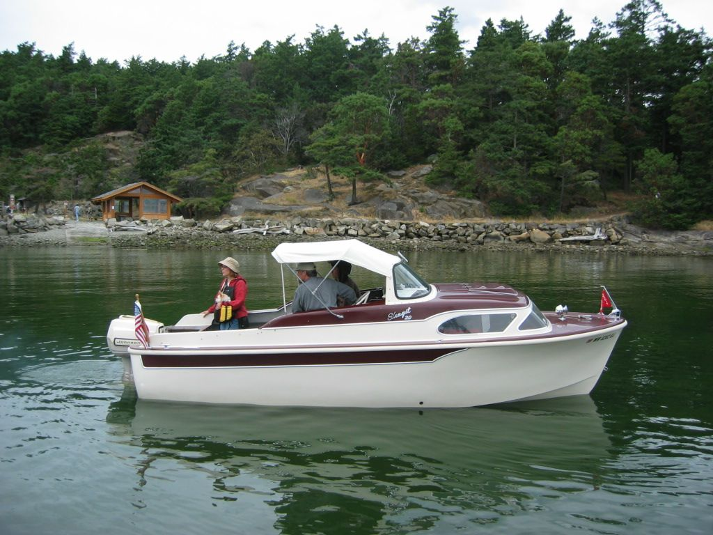 Vintage Skagit Motorboats Are A Northwest Classic Very Specific