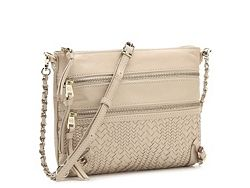 Elliott Lucca Bali Leather Crossbody Bag