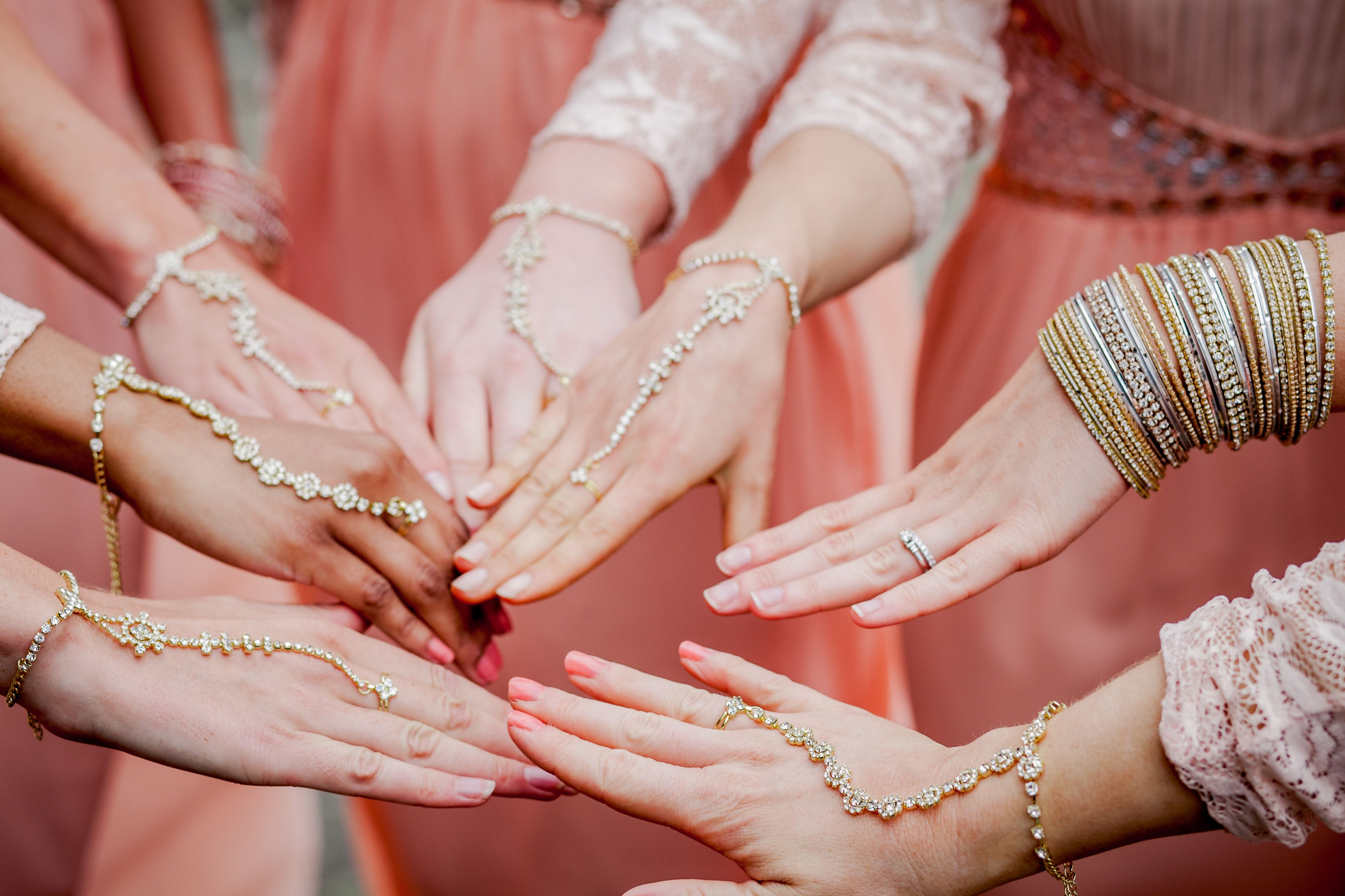 Fun wedding photo ideas. Fusion English and Asian Wedding. Gold and ...