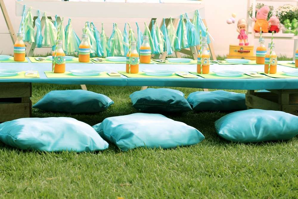 George Pig Birthday Party Ideas | Photo 22 of 30