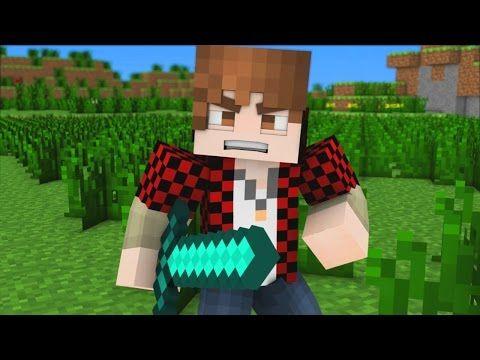 Bajan Canadian Song A Minecraft Parody Of Imagine Dragons Music Video Minecraft Music Team Crafted Minecraft Minecraft