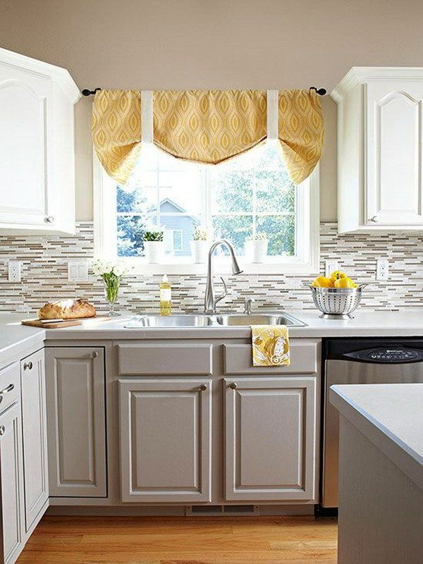 Best Stylish Two Tone Kitchen Cabinets For Your Inspiration 640 x 480