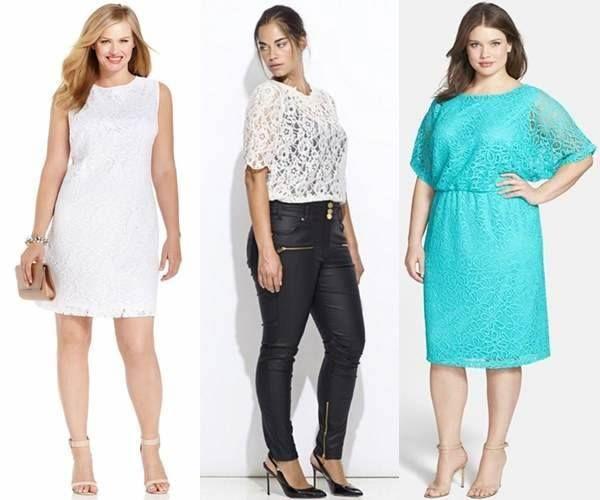 Vestidos y blusas a la moda