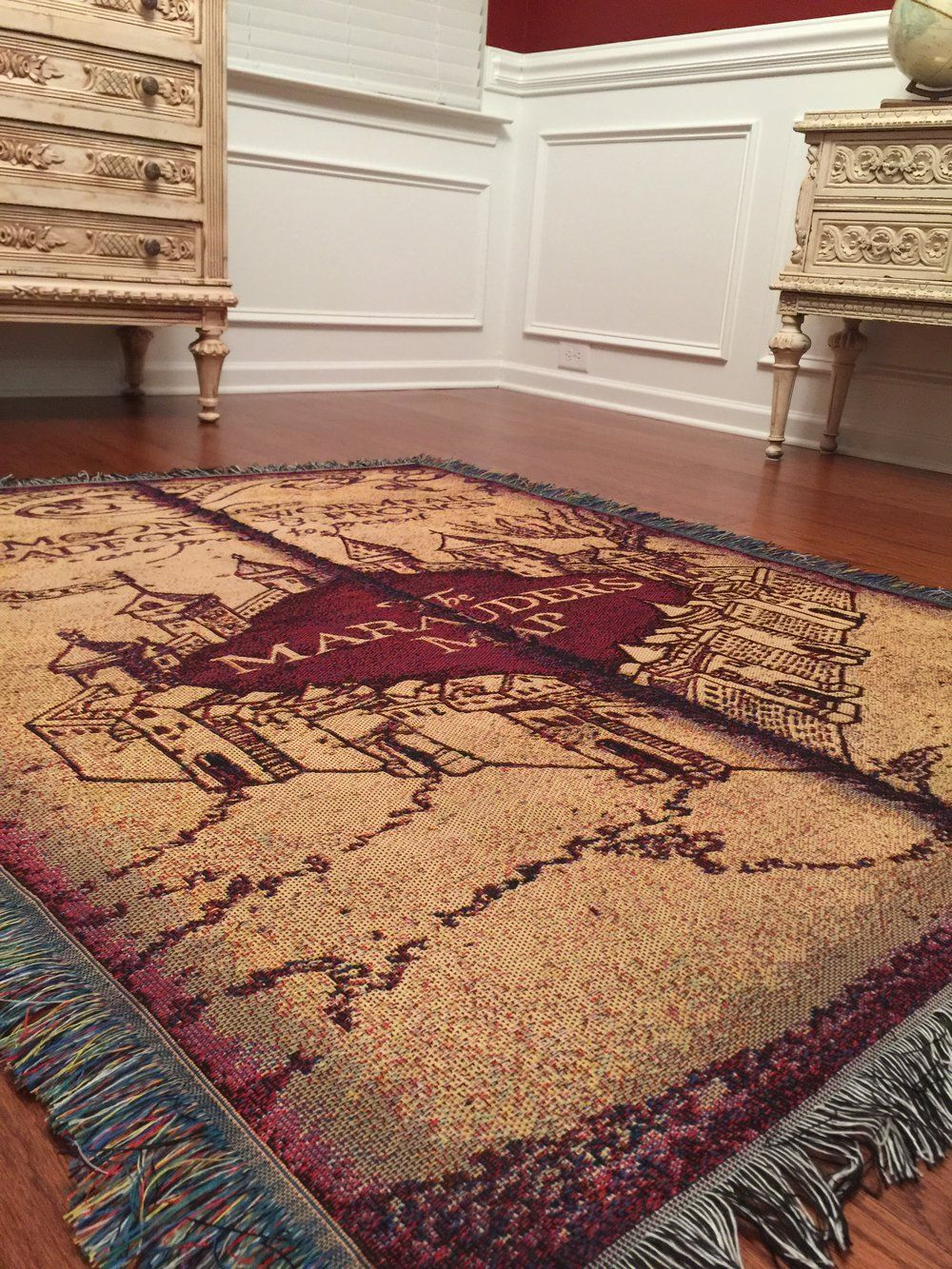 Diy Book Inspired Rug A Bookworm S Dream Reallifary With
