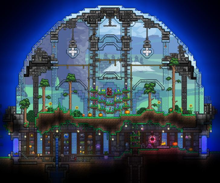 Underwater Steampunk Dome Minecraft Jeux Et Bonnes Idées