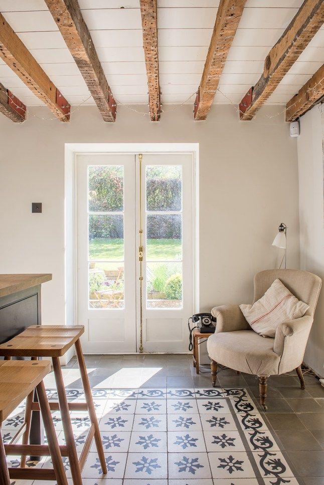 Great Une Maison De Campagne Au Charme British   PLANETE DECO A Homes World