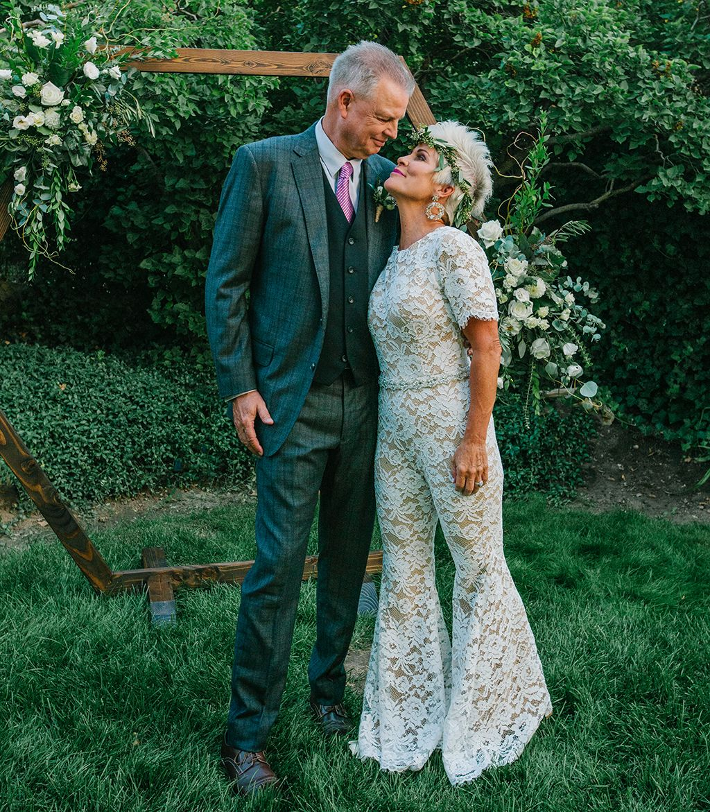 My Wedding Day Was So Magical - Chic Over 50