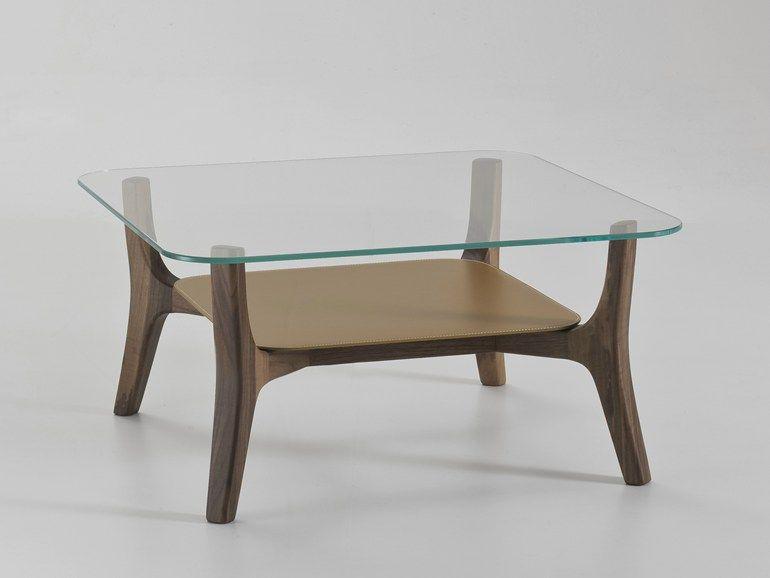 SAVILE ROW Square coffee table by i 4 Mariani design Alessandro ...