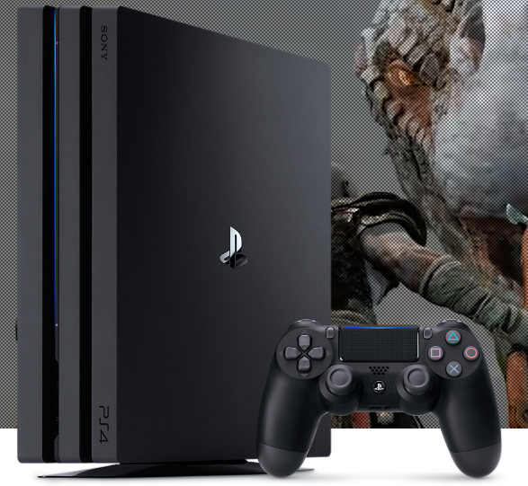 Sony Playstation 4 Pro Console Jet Black Call Of Duty 4 Game New Click Here To Order Sony Playstation Playstat Sony Playstation Console Playstation