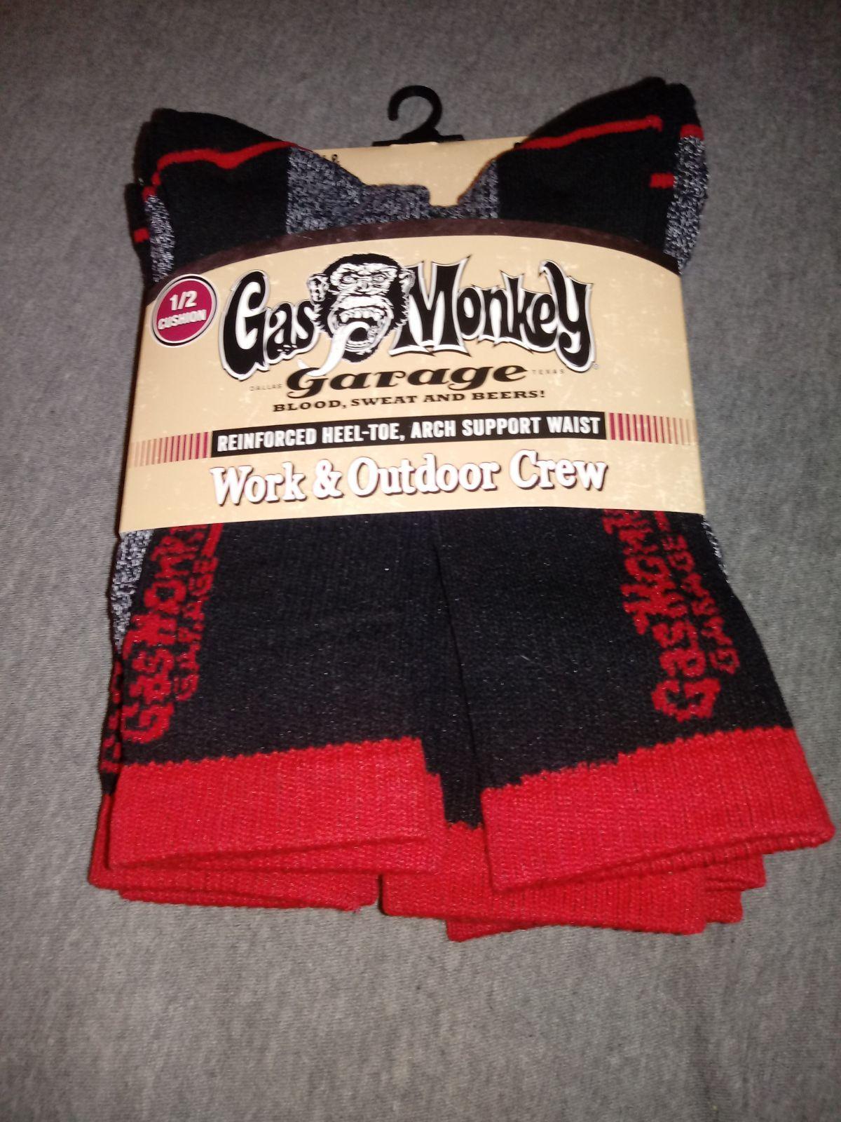 Gas Monkey garage socks #gasmonkeygarage