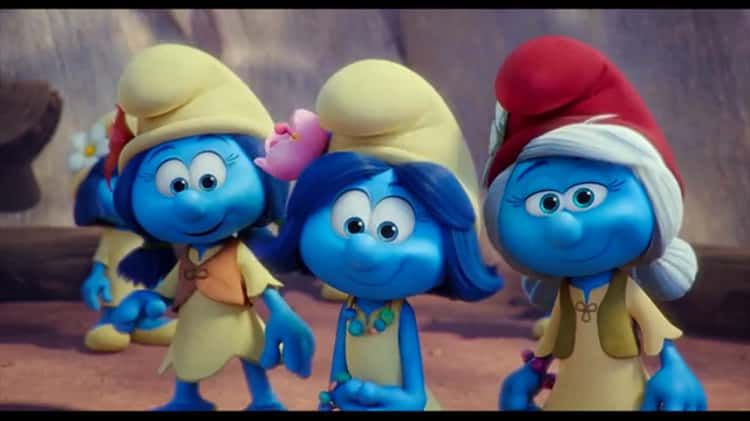 Smurfs The Lost Village Reel Cameron Hicks On Vimeo Smurfs Lost Village Disney Movies