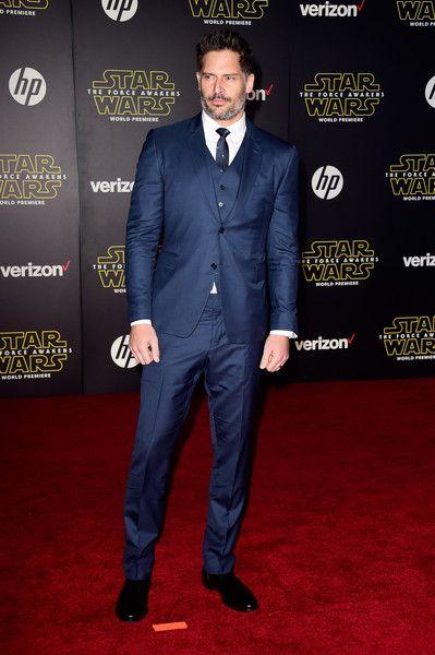 Joe Manganiello Photos - Premiere 'Star Wars: The Force Awakens' - Arrivals - Zimbio