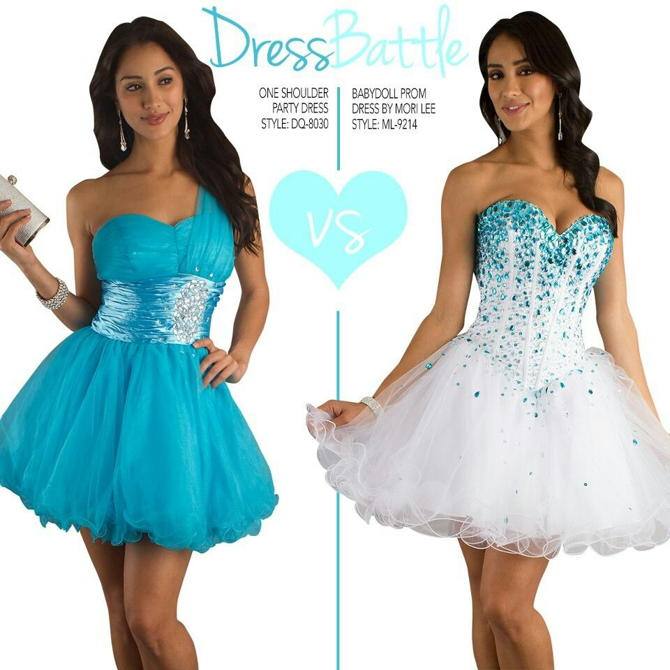 The left for my damas and the right for my two best damas Dama dress ...